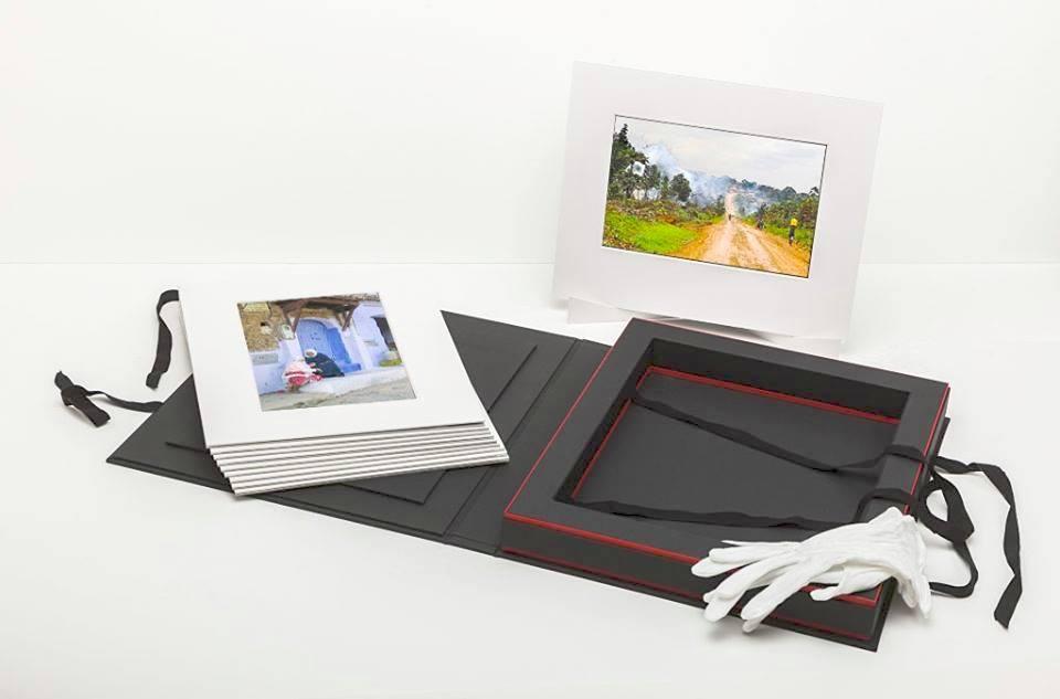 Pudełka na zdjęcia z rdzeniem